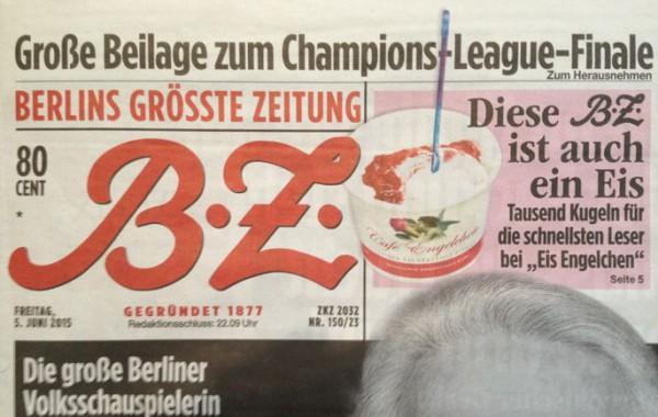 BZ und Eis Engelchen