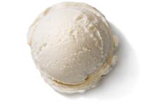 Joghurt Natur-Eis direkt vom Speiseeishersteller