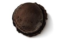 Zartbitter-Schokolade-Eis direkt vom Speiseeishersteller