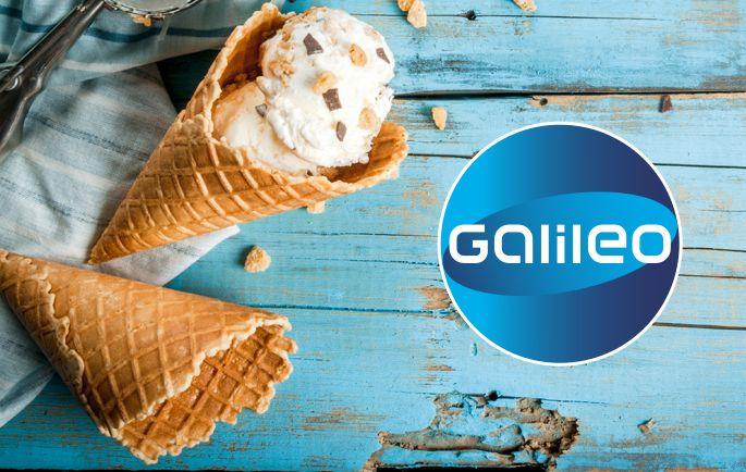 Die Herstellung von Eiswaffeln, Eis Engelchen Galileo