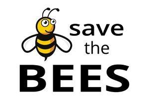 Speiseeis mit Botschaft | Save the Bees